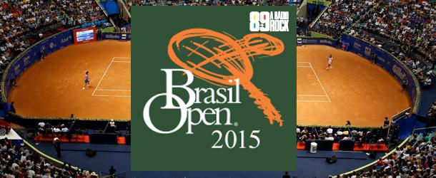 89 no Brasil Open de Tênis