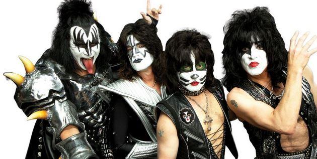 Shows do Kiss no Brasil são reagendados para abril de 2022
