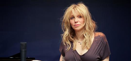 Courtney Love deixa claro que não vai rolar reunião do Hole