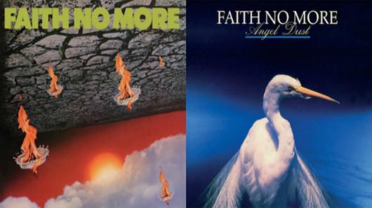 Discos do Faith No More serão reelançados