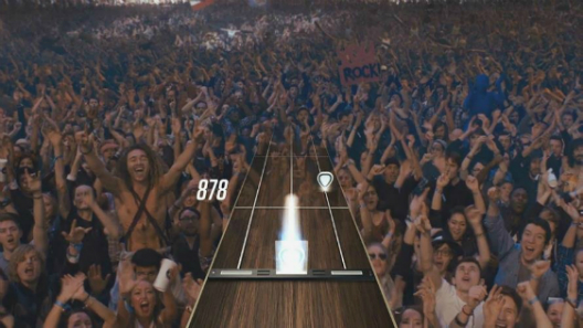 Confira trailer do novo Guitar Hero