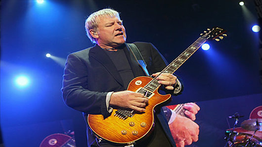 Alex Lifeson, do Rush, vê futuro enorme para Greta Van Fleet