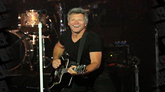 "Bon Jovi libera novo clipe, ""Come On Up To Our House"""