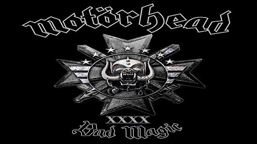 Ouça som novo do Motörhead