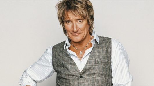 Rod Stewart anuncia novo álbum e single