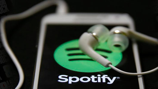 Spotify adiciona à plataforma créditos de compositores e produtores