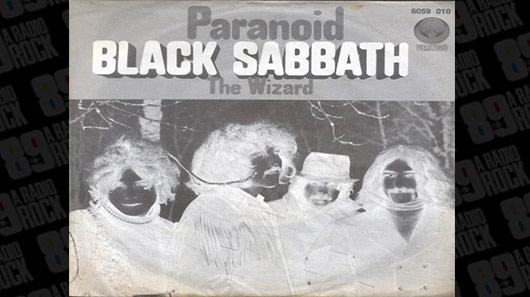 """Música feita antes de """"Paranoid"""" tem riff similar ao do clássico do Black Sabbath"""