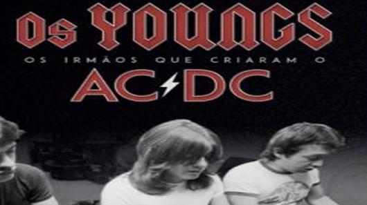 Nova biografia do AC/DC lançada no Brasil