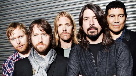 Jornal se recusa a fotografar show do Foo Fighters