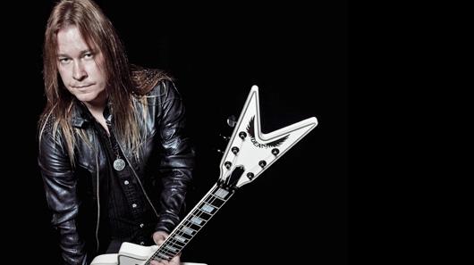Glen Drover declara não se arrepender de deixar o Megadeth