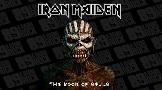"Iron Maiden divulga prévia de música de ""The Book Of Souls"""