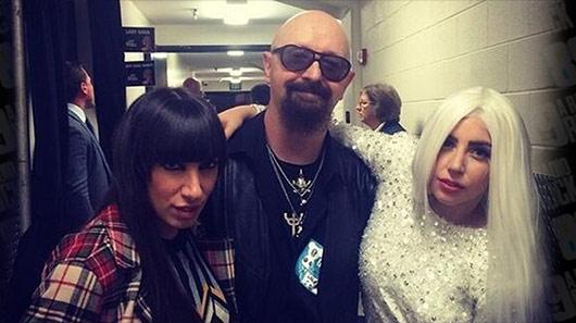 Rob Halford, do Judas Priest, revela desejo de gravar com Lady Gaga