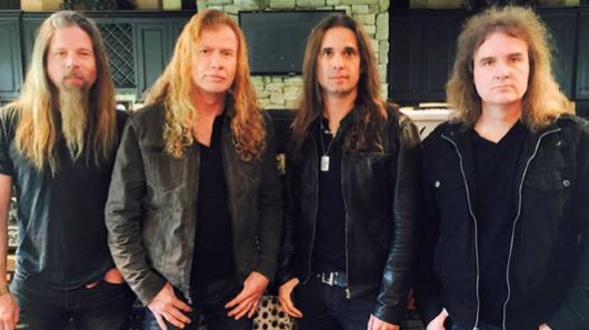 Megadeth e Lamb Of God farão turnê conjunta