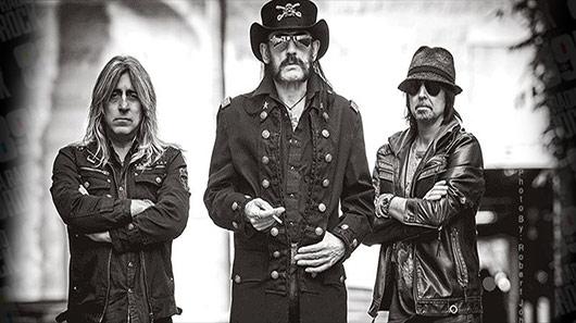 Motörhead prepara show de comemoração de seus 40 anos