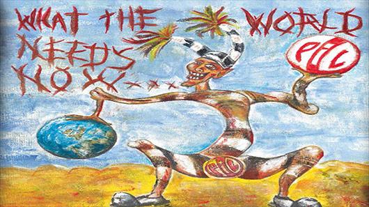Ex-Sex Pistols John Lydon divulga som novo do P.I.L.