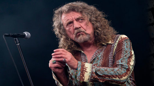 "Robert Plant libera novo single ""Bones of Saints"""