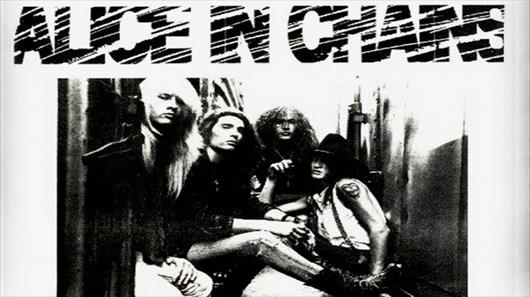 Surge na web apresentação inédita do Alice in Chains