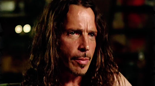 Chris Cornell:  entusiasmado com possibilidade de um novo disco do Temple Of The Dog