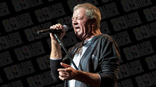Ian Gillan, do Deep Purple, prepara álbum com performances ao lado de orquestra