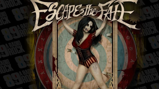 Confira nova música do Escape The Fate
