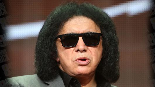 Gene Simmons, do Kiss, passa por cirurgia para retirada de pedras nos rins