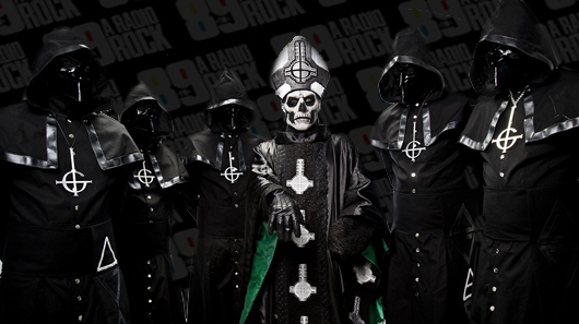 Ghost: Confira performance completa no Leeds Festival