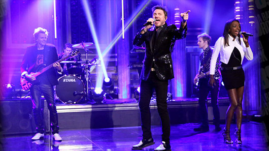 Veja performance do Duran Duran na TV