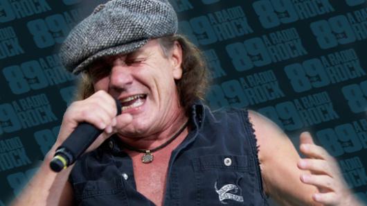Brian Johnson fala sobre suposta aposentadoria do AC/DC