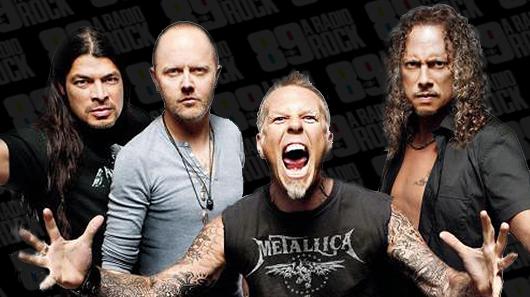 Metallica retorna ao Brasil em 2020, diz jornal