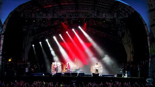 Rage Against The Machine disponibiliza mais um trecho de novo DVD