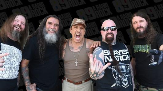 """Slayer: Confira vídeo oficial de """"Repentless"""" com o ator Danny Trejo"""