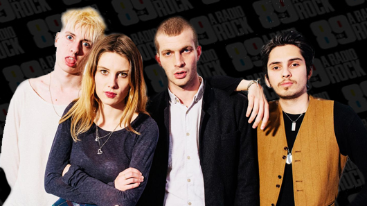 "Wolf Alice libera novo single ""Heavenward"""