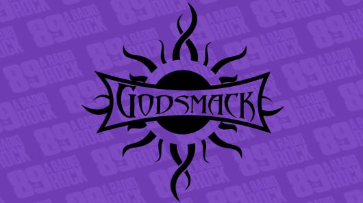 Ouça o novo som do Godsmack