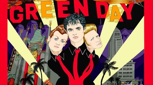 "Green Day: disponível na íntegra documentário ""Heart Like a Hand Grenade"""