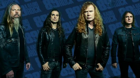 Megadeth: Veja vídeo de show em Brisbane
