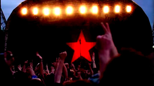 Contagem regressiva de site não determinará volta do Rage Against The Machine