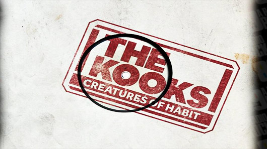 """Creatures Of Habit"" é o novo som do The Kooks"