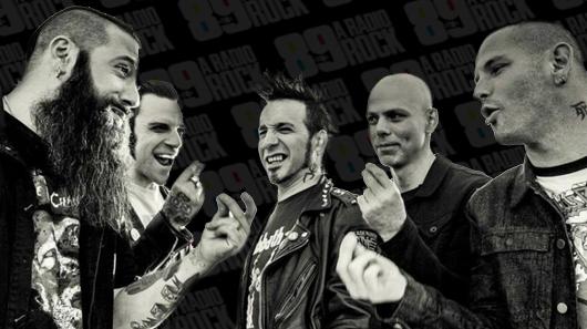 Stone Sour: veja banda fazendo cover do Bad Brains