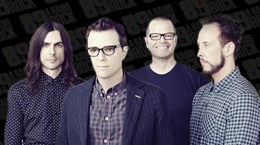 Weezer se transforma em Guns N´Roses para divulgar novo videoclipe