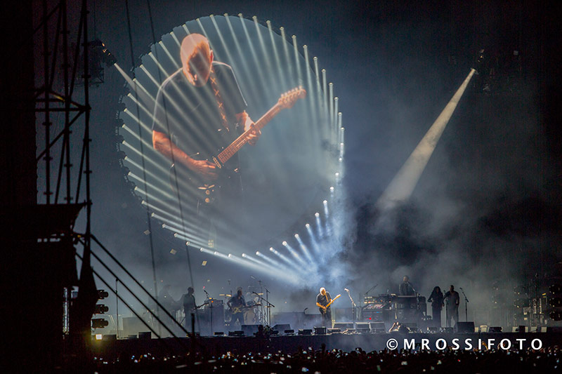 David Gilmour não descarta retorno do Pink Floyd