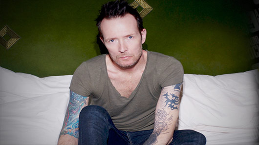 """Back to the City"", a última canção gravada por Scott Weiland"