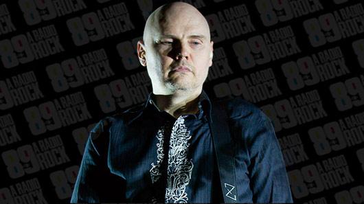 "Billy Corgan divulga novo álbum e libera faixa inédita ""Aeronaut"""