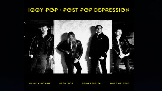Rough Trade: disco de Iggy Pop é o melhor do ano