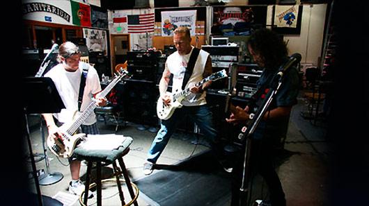 Metallica inicia mixagem de novo disco