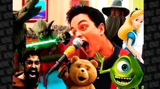 """Canção """"Basket Case"""", do Green Day, é cantada por atores de 109 filmes"""