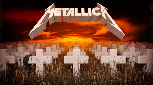 "Metallica: ""Master Of Puppets"" completa 34 anos"