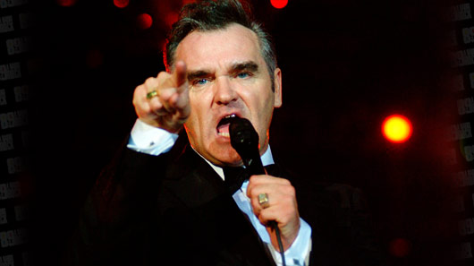 Morrissey descarta retorno do The Smiths