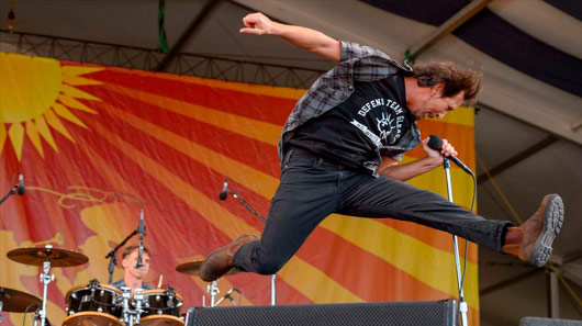 Pearl Jam é eleito para o Rock And Roll Hall Of Fame