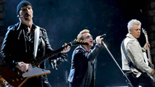 "U2: confira a primeira e a milésima performance ao vivo de ""Pride (In The Name Of Love)"""