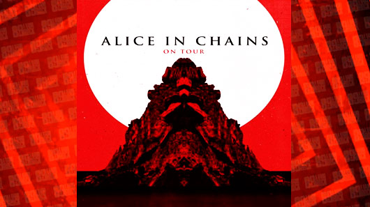 Alice In Chains está de volta aos palcos
